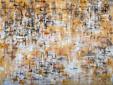 """Scrape beige"", 90x120 cm oil on canvas 2013 Anders Kumlien"