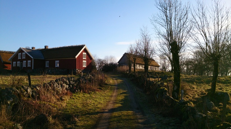 Yttra Berg naturreservat Ullared