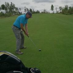 golf vagn