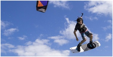 fortsättningscamp i kitesurfing
