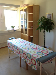 Mitt behandlingsrum