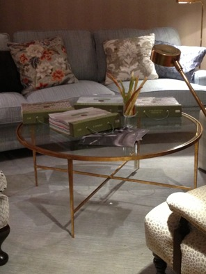Coffee table by Vaughan Designs