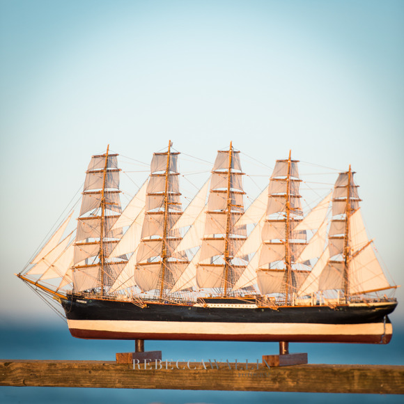 Skeppet Preussen, Skillinge. Fotograf Rebecca Wallin