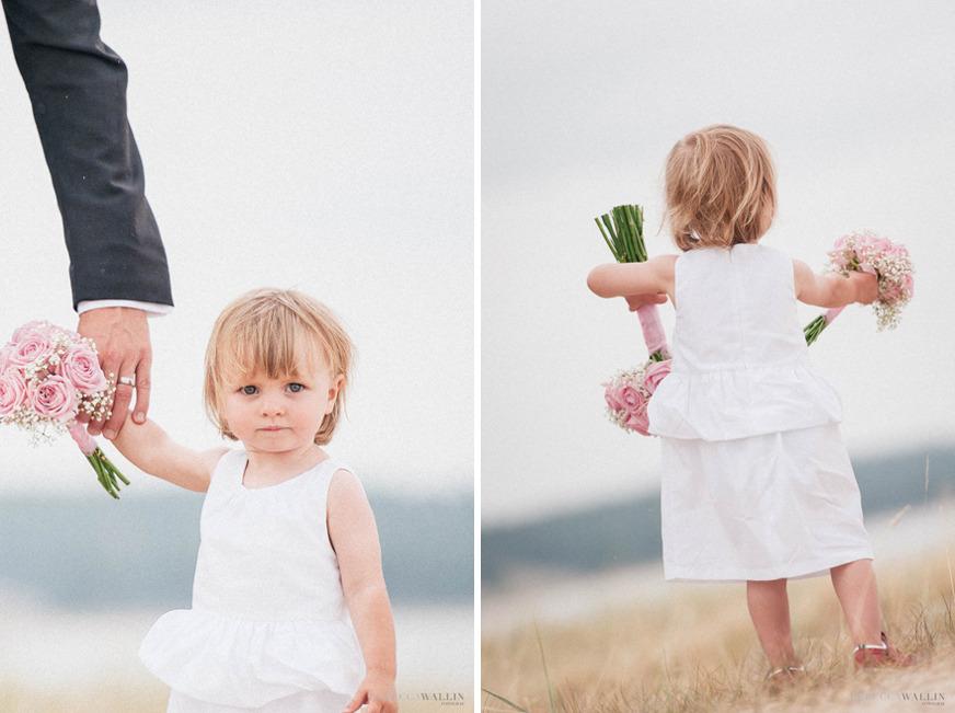 Bröllop på Österlen, Rebecca Wallin