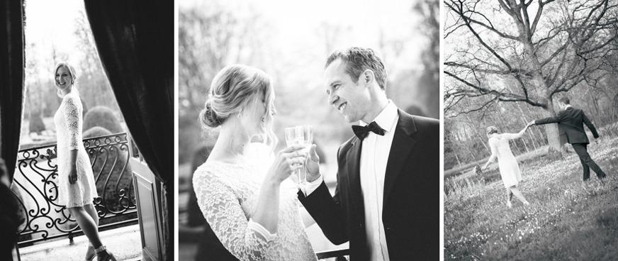 Bröllop på Kronovall - Fotograf Rebecca Wallin, Skåne