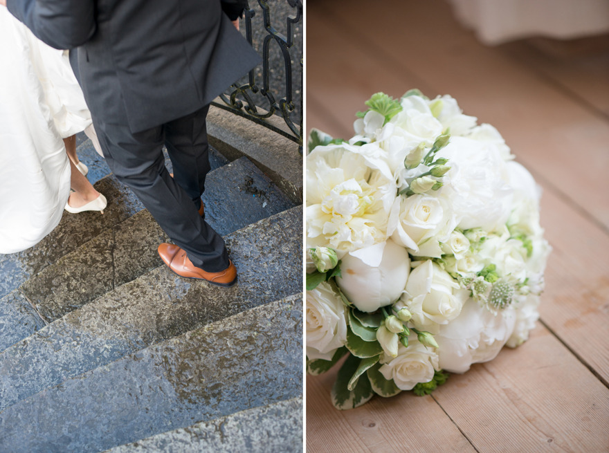 Bröllopsfotograf på Kronovalls vinslott - Österlen