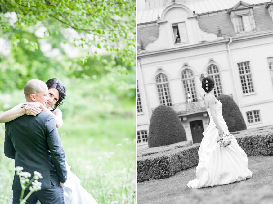 Romantik i slottsmiljö - bröllop på Kronovalls vinslott