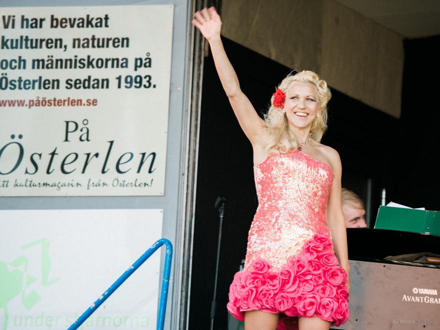 Gunhild Carling, Jazz under stjärnorna, Brantevik 2015