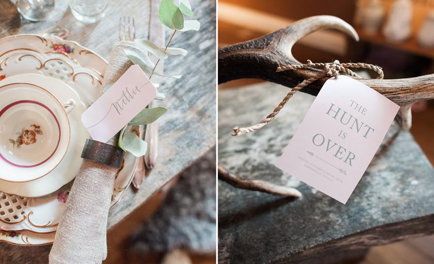 Udda & jämt porslin, vintage bröllopsplanering österlen