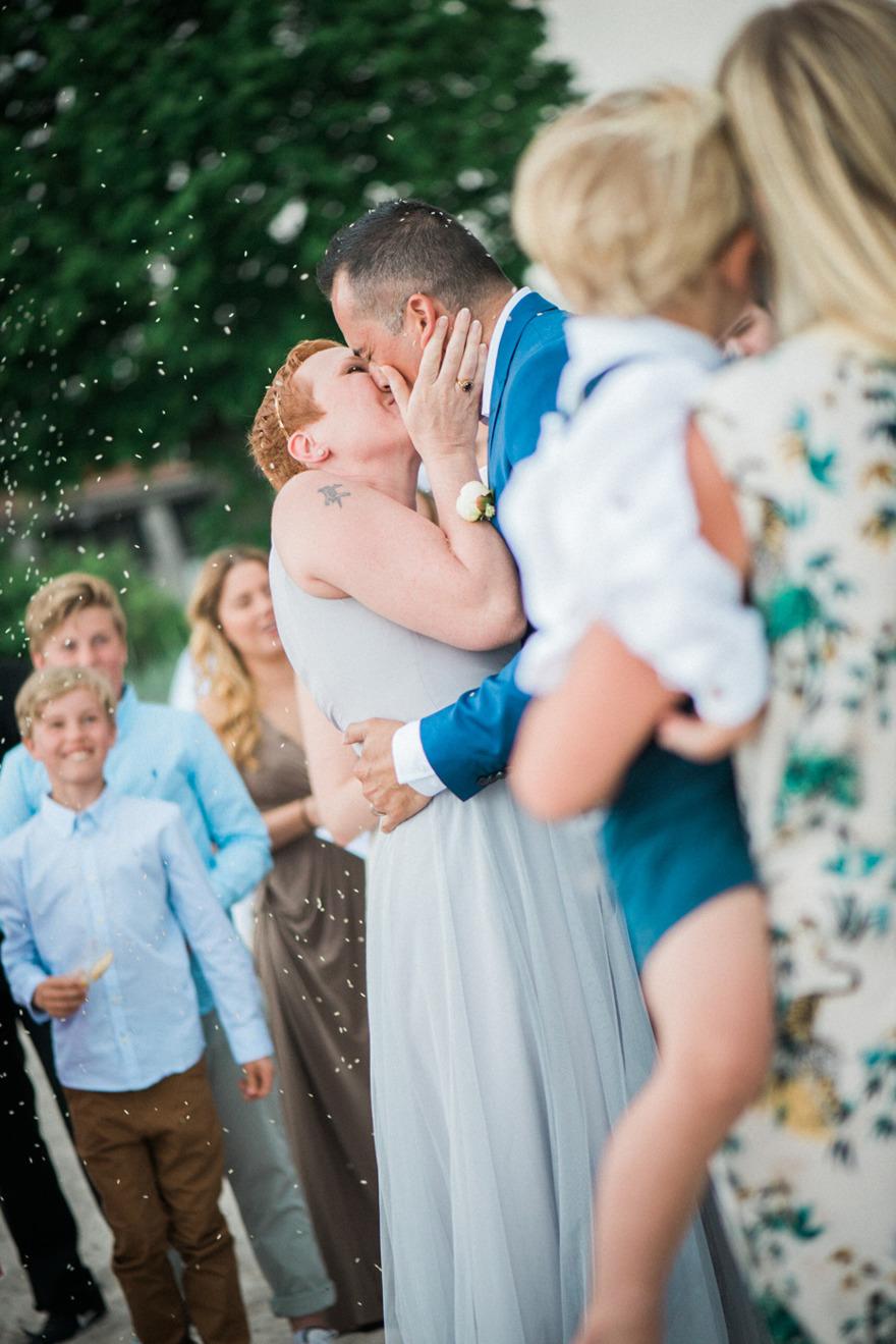 Bröllop på YSB, Rebecca Wallin