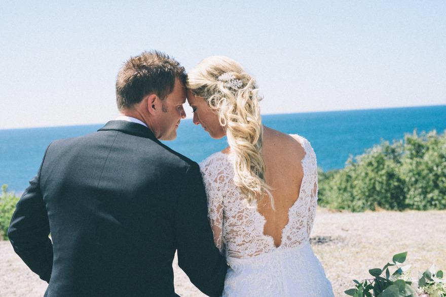 Bröllop på Skallen, Haverdal