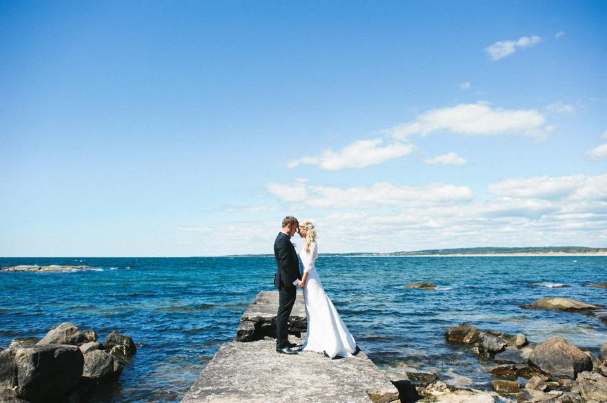 Bröllopsfotograf Rebecca Wallin 2016