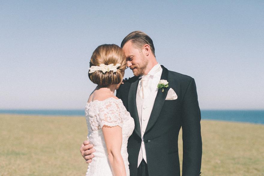 Bröllopsfotograf på Österlen, Haväng