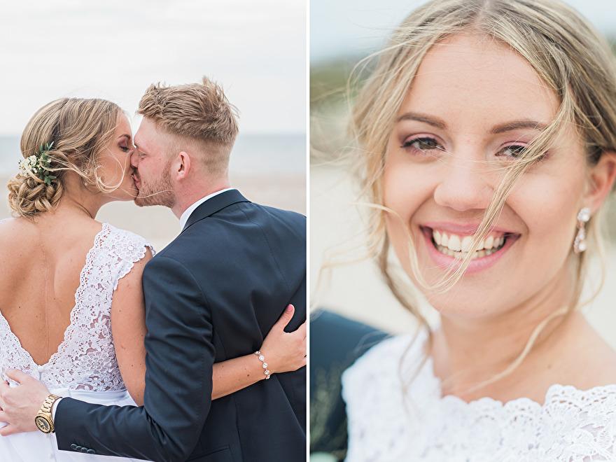 Weddingphotografer Rebecca Wallin, Halmstad