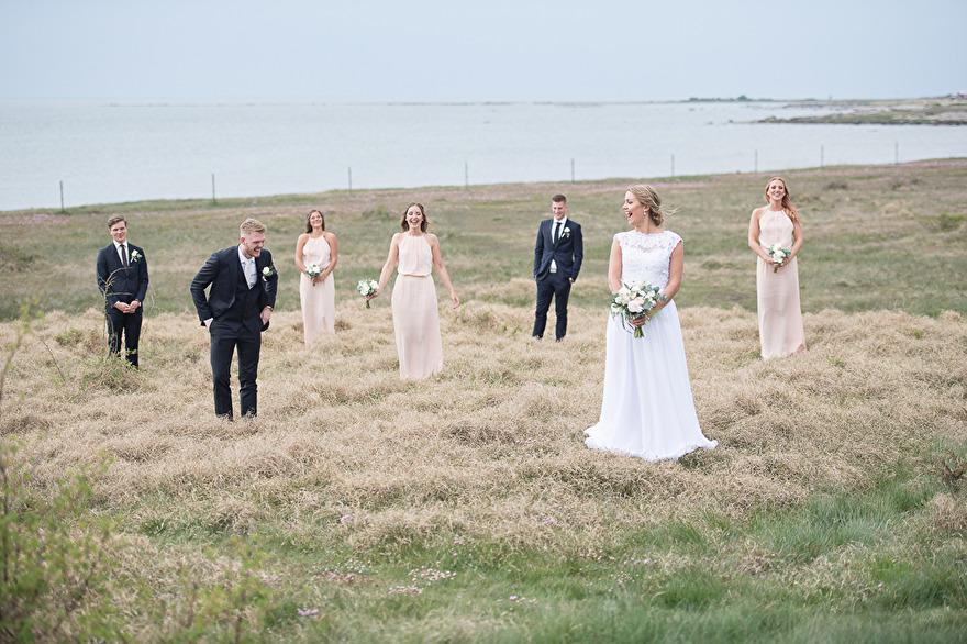Weddingphotographer Rebecca Wallin