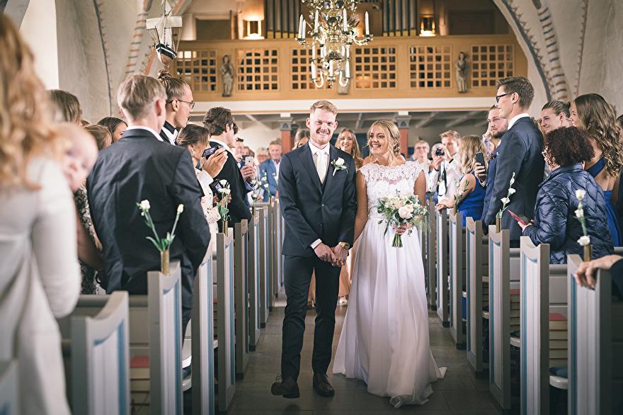 Bröllop i Söndrums kyrka, Rebecca Wallin