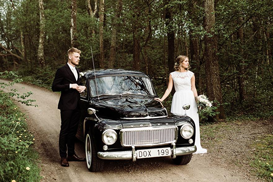 Bröllopsfotograf Rebecca Wallin