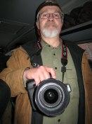 Presidential camera   © Carolynne Ellis-Jones 2009