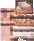 Mattor för KF-interiör. 1984