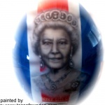 great b the queen