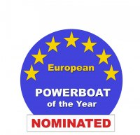 2011 nominerades Catch 7.5 Wa till European Powerboat of the Year award