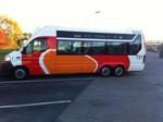 1 Stycken buss kvar, plats för upp till 20 passagerare