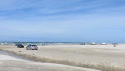 Bild: Stranden vid Blokhus