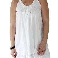 BONITA DRESS (WHITE)