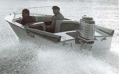 """Första båtmodellen """"MoBåt"""""""