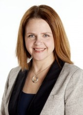 Maria Fiskerud, VD Fly Green Fund