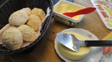Mumsiga scones fralla till mellis