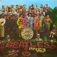 Beatles SGT.pepper lonely hearts club band