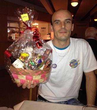 Fick en gåva från Agneta Mårtensson 7/12 på Skurups Fokets Park!