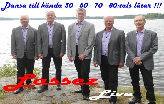 Bild från vänster; Niklas Jaldefeldt Lasse Åhlander Thomas Davidssdon Håkan Strömberg och Lars-Åke Andersson.