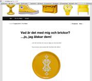 Blogg – Fru Fräken, hösten 2013