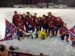 Segrare i Sundsvall Bandy Cup 2013 Edsbyn IF Grattis!!