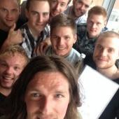 Prisutdelning: Wiström var nummer ett!