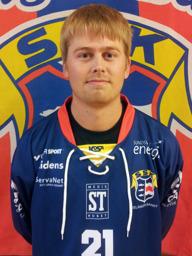Henrik Söderlind, en av de som gör sin första match i selångertröjan hemma på Gärdehov.