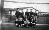 Svartå  Fotbollslag vann över Åtorp med 10-0 år 1930