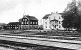 Svartå Hotell och Brukshandel  ca 1920