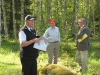Lennart Lindfors vå förnämliga guide