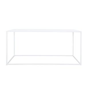 Rektangulärt soffbord, Domo Design - Rektangulär Vit