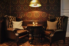At the end of the cycle tour you deserve to relax in a pub inspired by Britain, day 3.