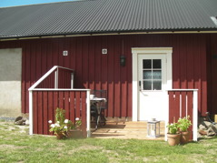 One of your overnight stays will be at a B&B in Åsa a village south of the town Kungsbacka, day 8.