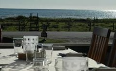 Day 3 are you staying at a hostel with hotel standard. Their restaurant has ocean view.