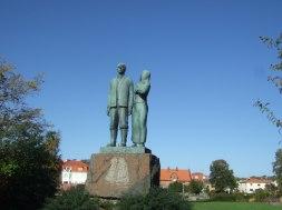 Utvandrarmonumentet i Karlshamn