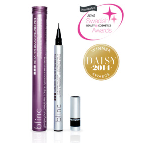EYELINER ULTRATHIN LIQUID - Svart