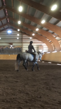 Me and Sparv on todays Clinic