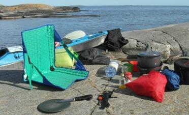 self guided kayaking sweden