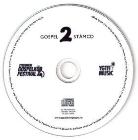 Gospel 2 stämcd - Gospel 2 stämcd